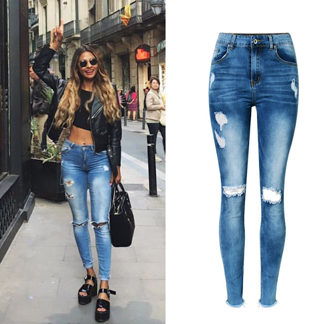 jeans tendencia 2017