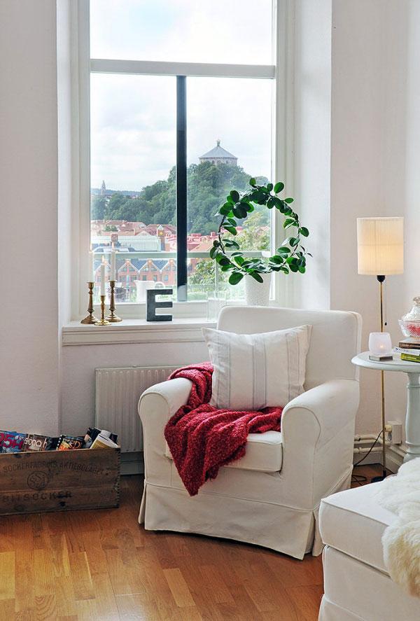 Home Decor Walls: Reading Corner Design Ideas For Small Space
