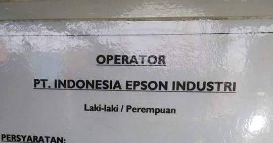 Image Result For Loker Kerja Terbaru