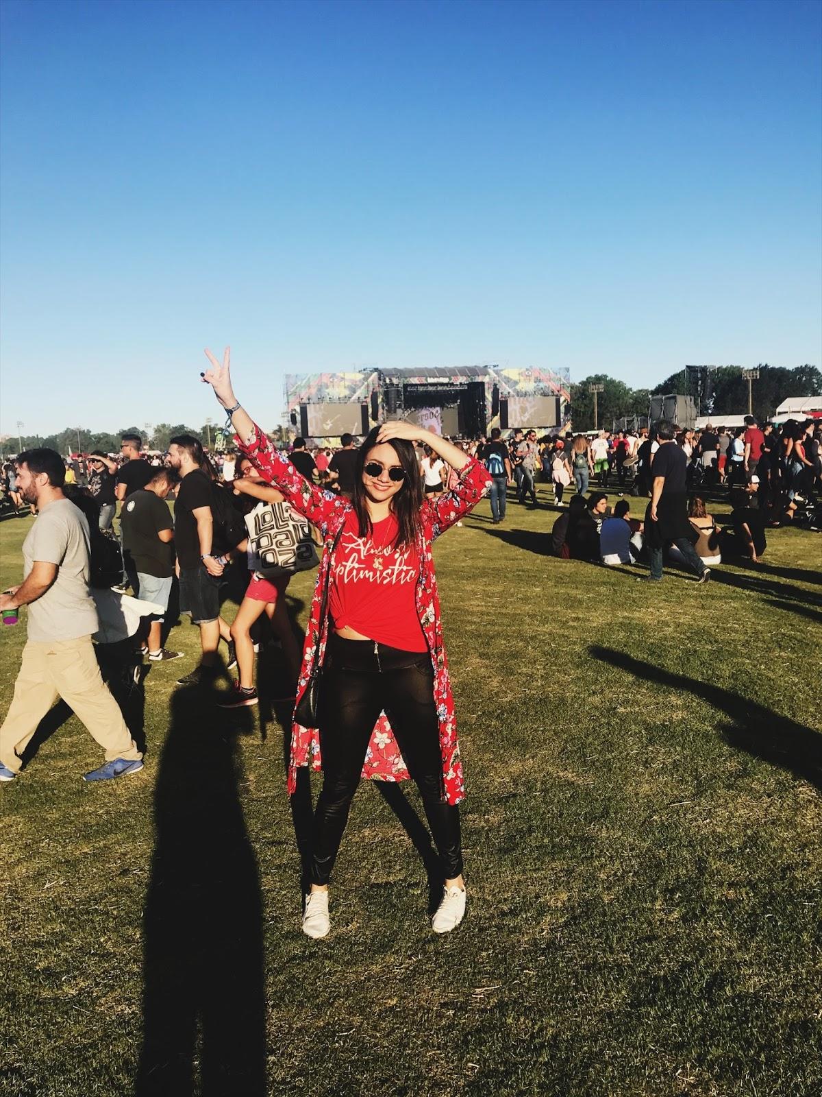 Resumen de Mi Experiencia en el Lollapalooza 2018 | ohmagblog by Maggie