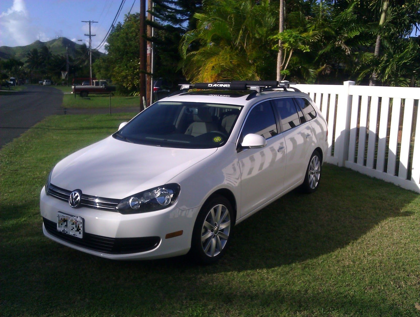 2012 Jetta Roof Rack - Lovequilts