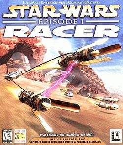 Download Star Wars Episode 1 Racer PC Free Full Version