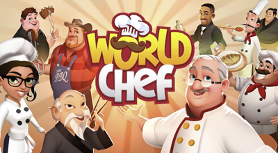 World Chef Mod Apk v1.38.3 Unlimited Money Gems Terbaru