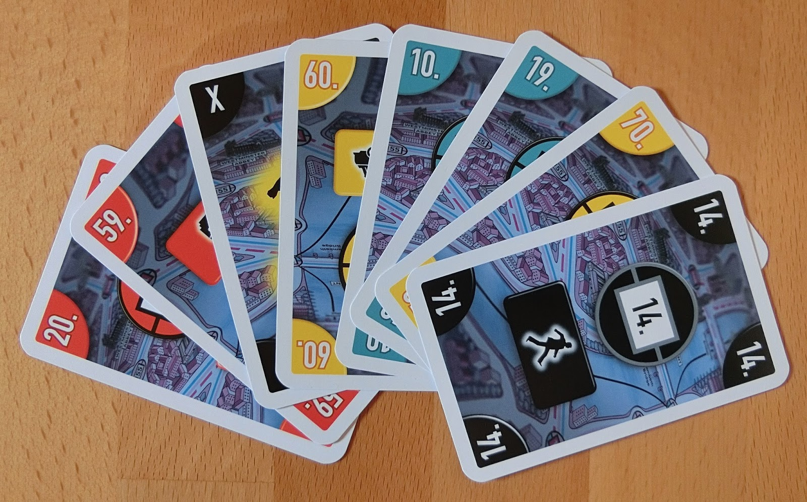 Spielfreu(n)de: Scotland Yard - Kartenspiel