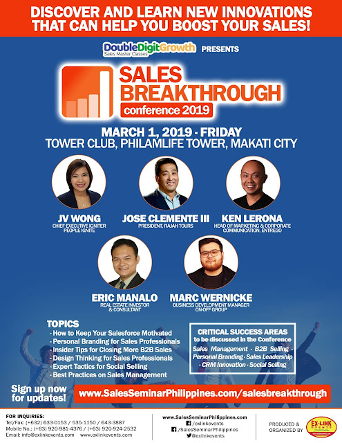 Sales Conference Philippines