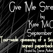 Blog Tour Review & Giveaway: Give Me Strength (Give Me #2) by Kate McCarthy