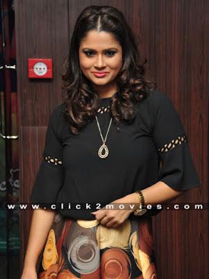Telugu Anchor Shilpa Chakravarthy New Hot Photo Shoot