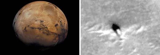 Mars desktopCover 160022 Misteriosamente NASA censura las supuestas torres alienigenas visibles en la superficie de Marte