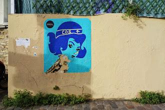 Sunday Street Art : FKDL - rue Norvins - Paris 18