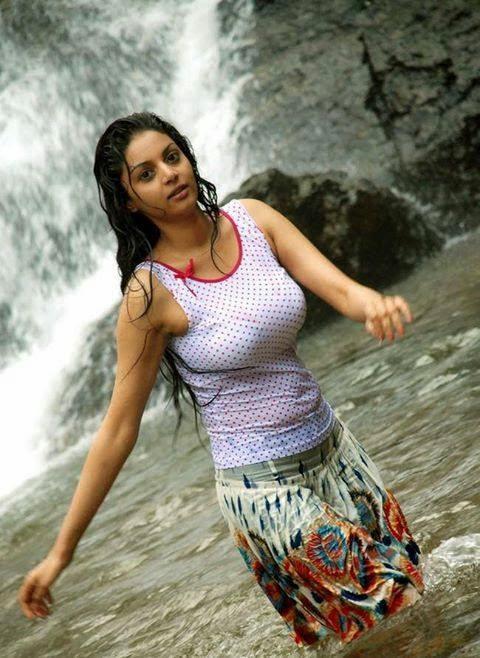 Beautiful Indian Desi Girls Bathing New 2015 Photos -5824