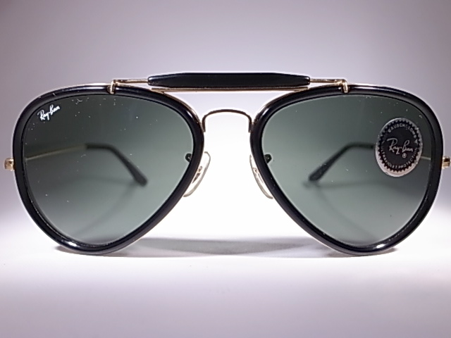 a0ecdafebf M VINTAGE SUNGLASSES COLLECTION  BAUSCH LOMB RAY BAN OUTDOORSMAN ...