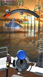 Kail Pancing / Fishing Hook Mod Apk Unlimited Money v1.3.2 Terbaru