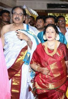 Jayachitra  Family Husband Parents children's Marriage Photos