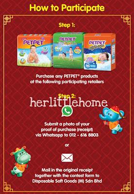 Contest PetPet Malaysia