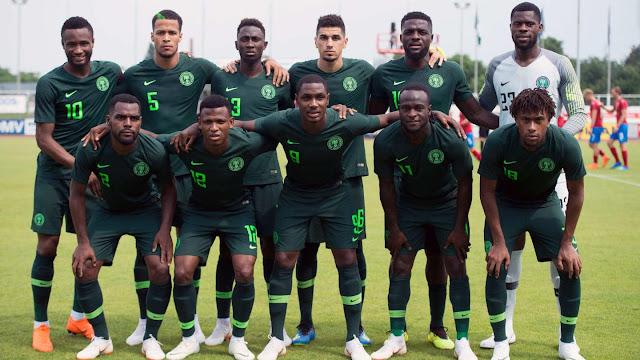 موعد مباراة نيجيريا وكرواتيا اليوم السبت 16-6-2018 فى مونديال كأس العالم روسيا 2018