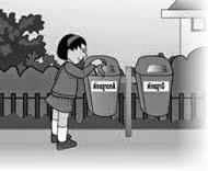 Sampah Di Sekitarku