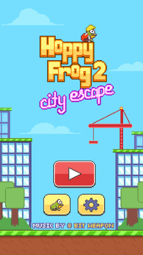 Hoppy Frog 2 – City Escape Mod APK