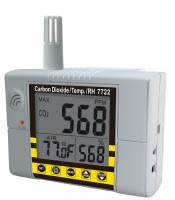 Jual AZ-7722 CO2/Temp./RH Meter Murah