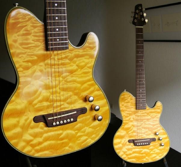 Guitar Blog Ibanez Talman Intermax Tmx 20