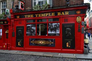 Blog 'lugares de memória - Matéria sobre Dublin - Foto Pixabay