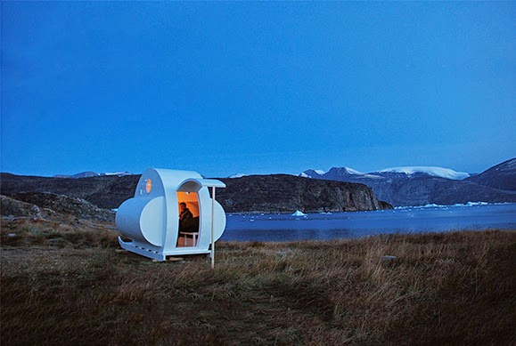 Mobile Home Architecture :: Nomadic Sledge project by rob sweere