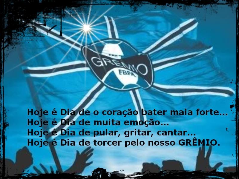Hoje é Dia De Treinar: Sou Grêmio Sou Imortal Tricolor