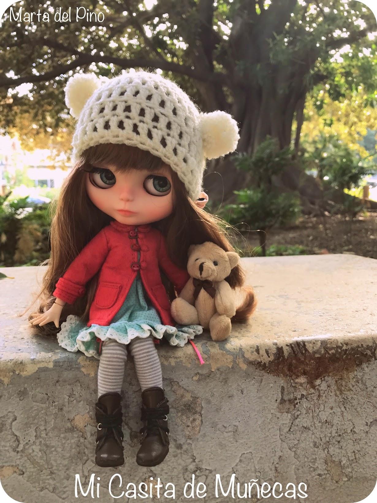 Blythe dolls, blythe, customizada, retocar blythe, blythe fotografía, fake, mi casita de muñecas