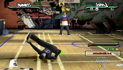 Download B-Boy PSP ISO CSO