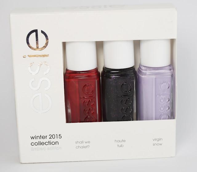 Essie - Virgin Snow (Winter Collection 2015)
