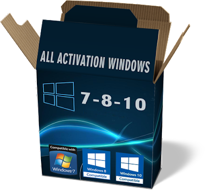 All Activation Windows 7-8-10 v17.0 Free Download