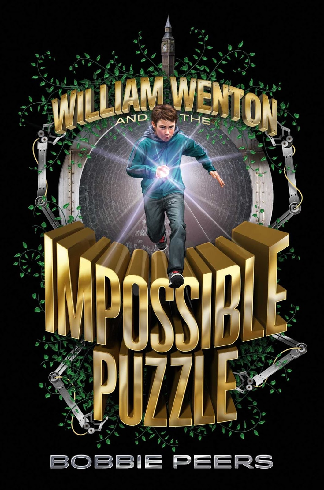 Bobbie Peers  William Wenton And The Impossible Puzzle  Published By  Simon & Schuster Books For Young Readers (23 May 2017)  Isbn13:  9781534404724