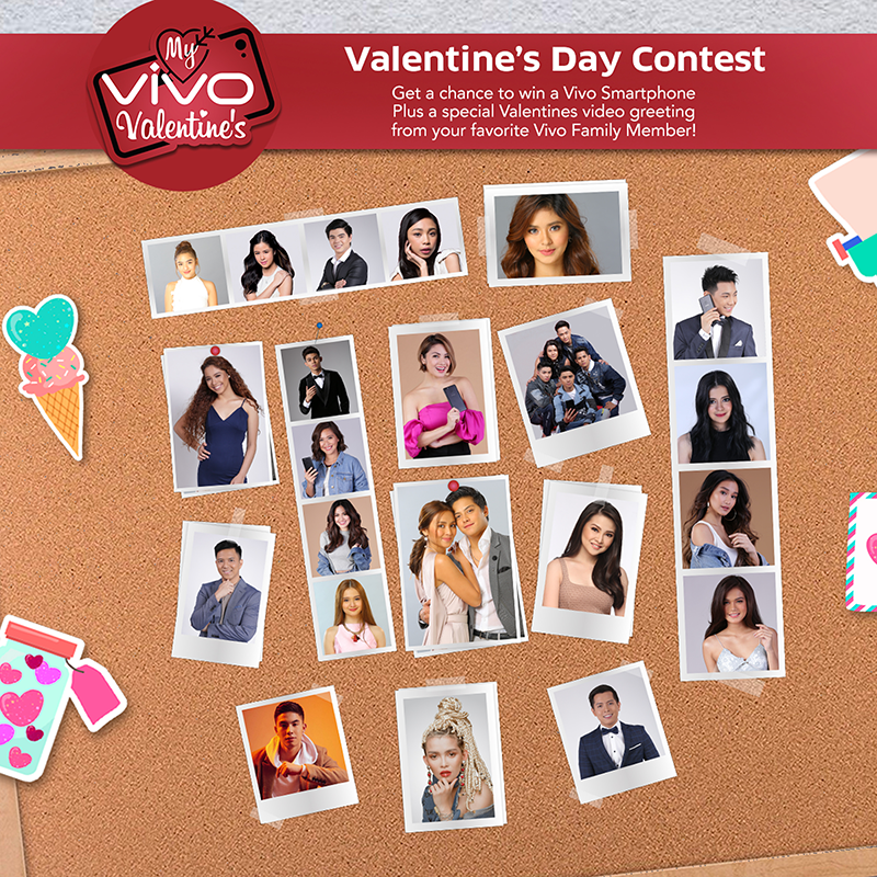 Vivo announces Valentine's 2018 selfie contest
