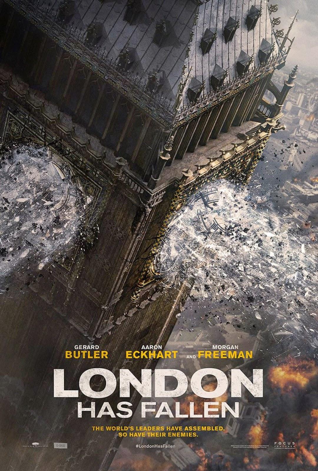 London Has Fallen  ฝ่าวิกฤติ วินาศกรรมทำเนียบขาว 2 [HD]