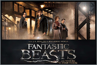 Cover Fantastic Beasts and Where to Find Them