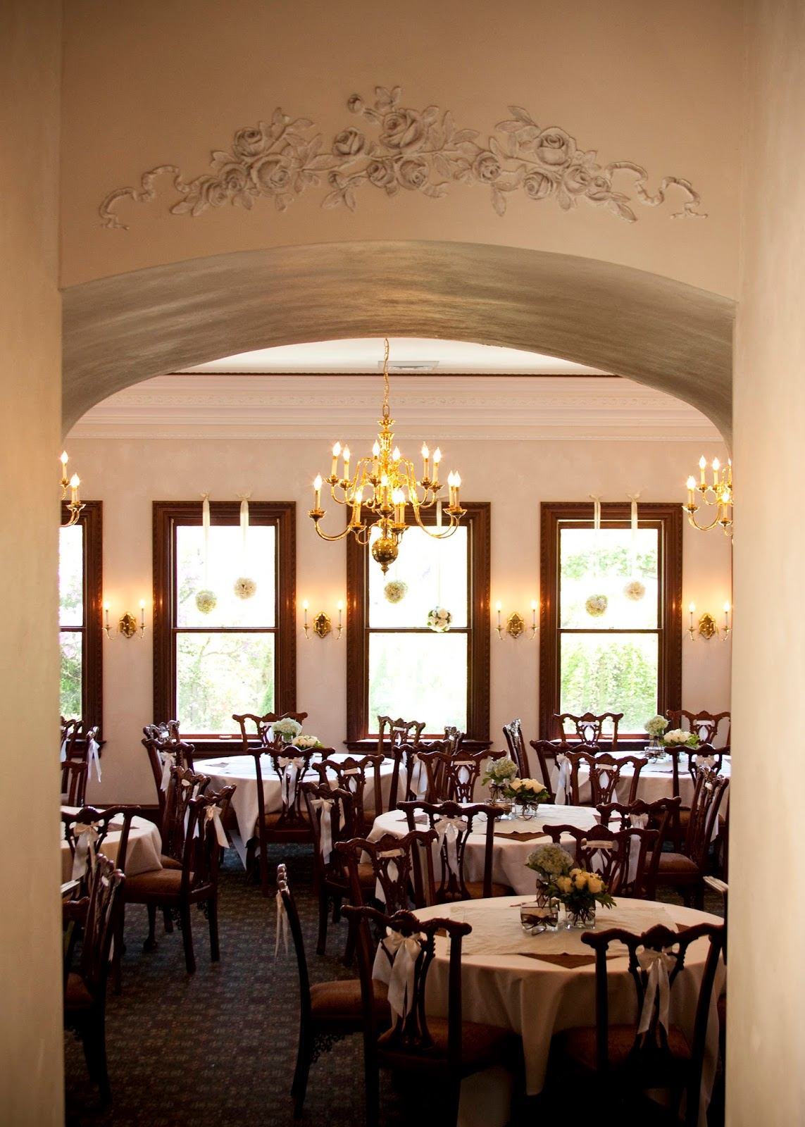 white willow reception center