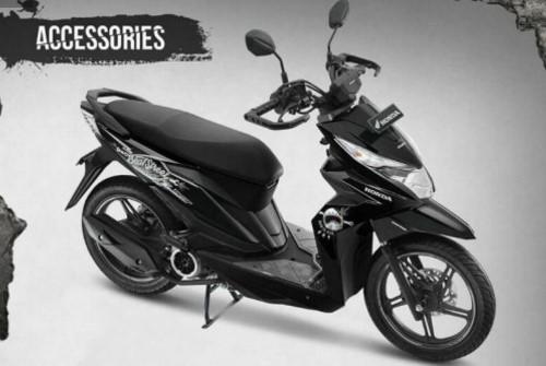 Spesifikasi Dan Harga Honda Beat Street ESP