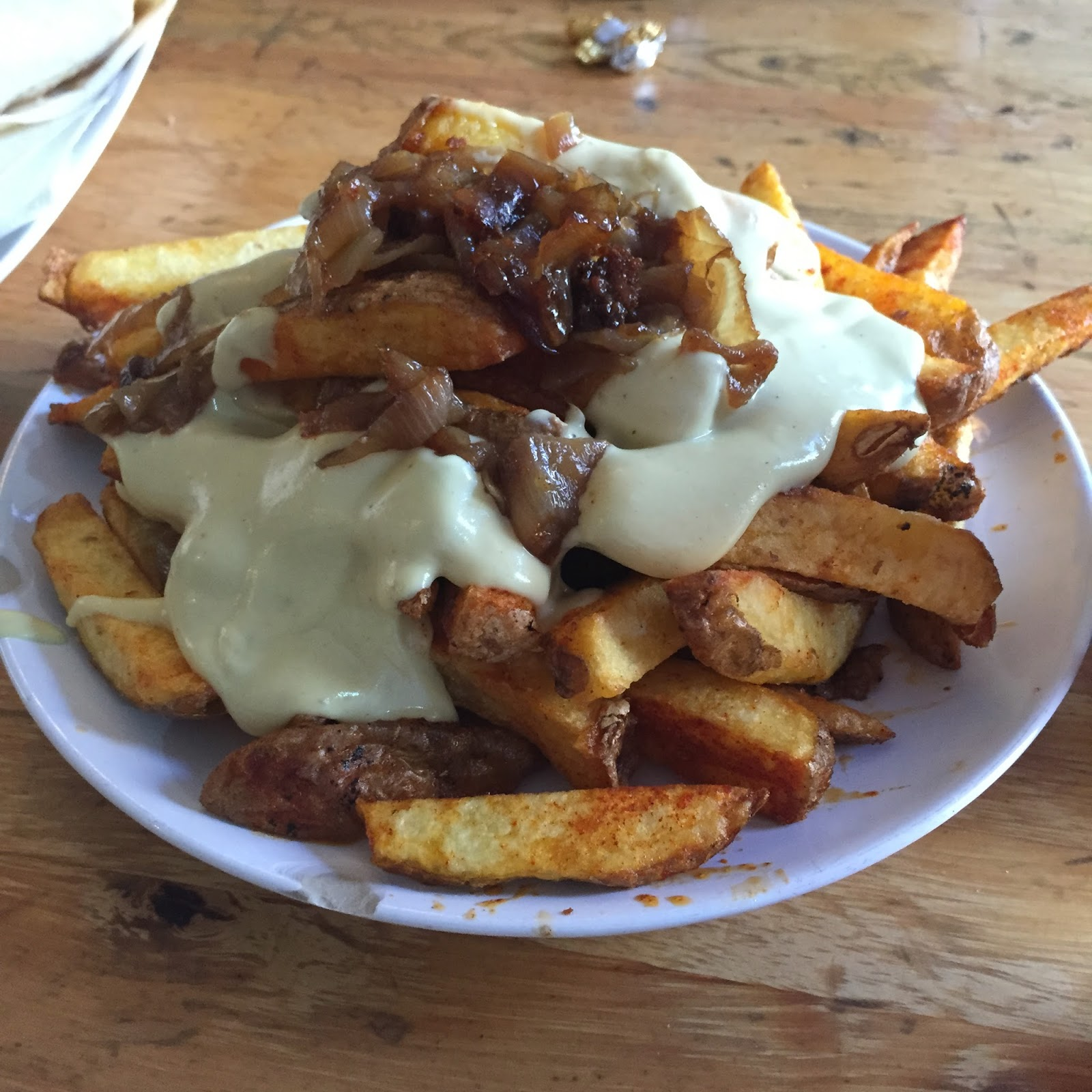 Vöner Berlin Special Chips