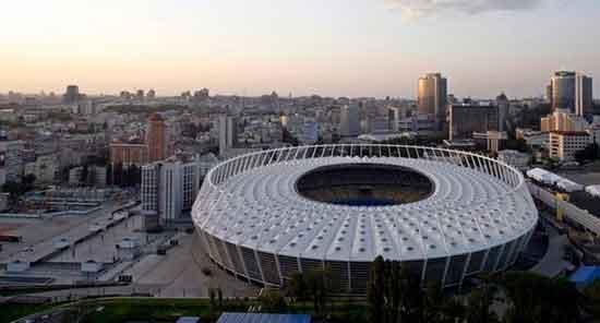 Kiev, Tuan Rumah Final Liga Champions 2017-2018