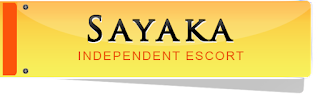 Sayaka independent Asian Escort logo