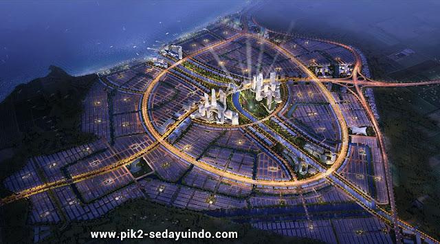 PIK 2 Sedayu Indo City ( Pantai Indah Kapuk 2 )