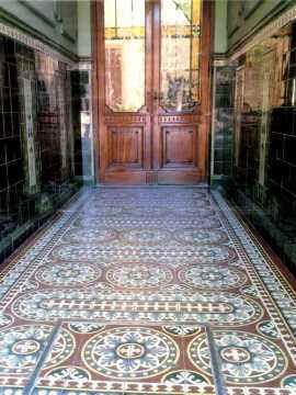 Design Inspirations Beautiful Cement Tiles