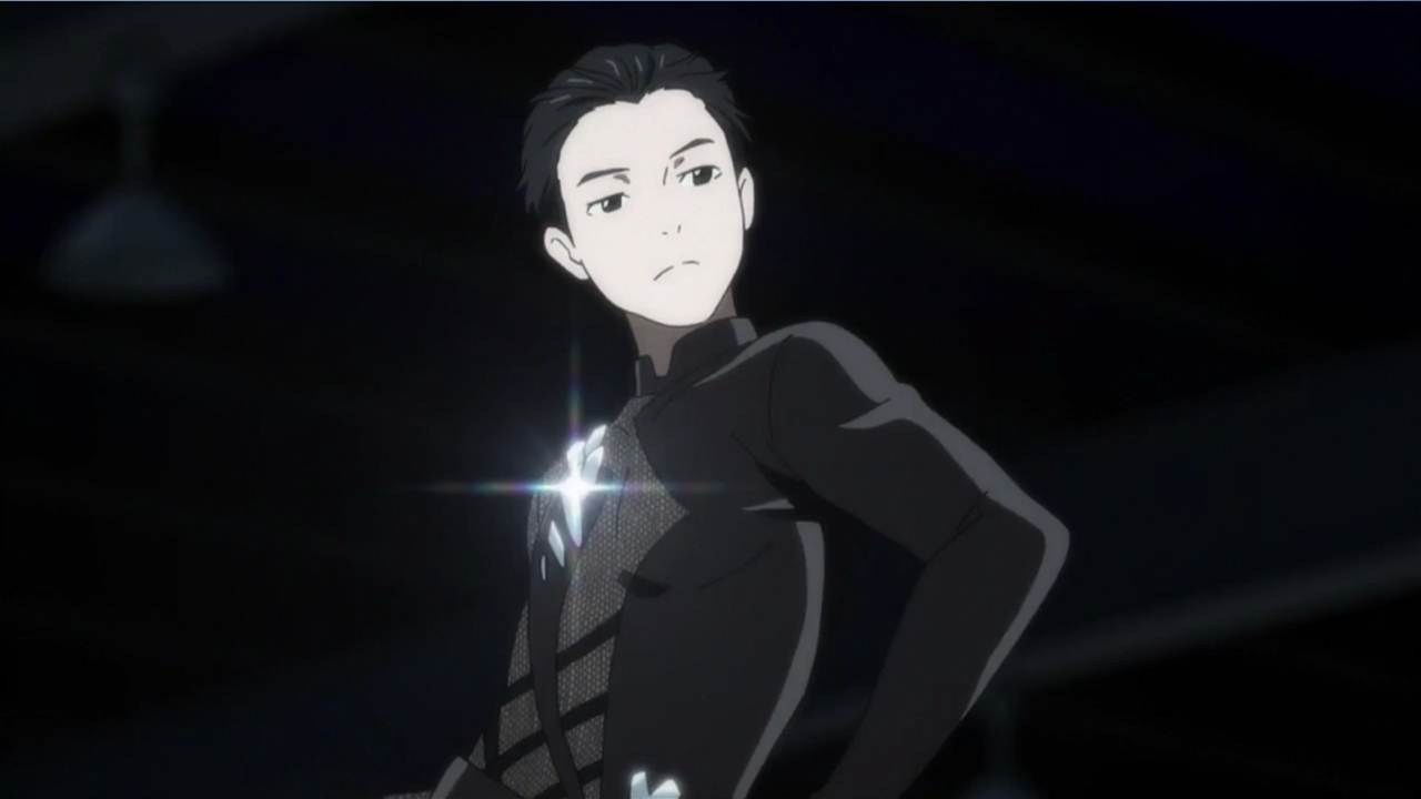 Yuri on Ice cap 3 sub español