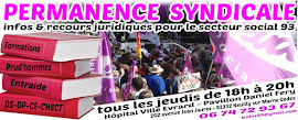 permanence syndicale
