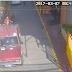 Huli sa CCTV ang isang manyakis na may ginagawang milagro.