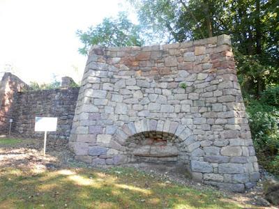 Cornwall Iron Furnace in Cornwall Pennsylvania