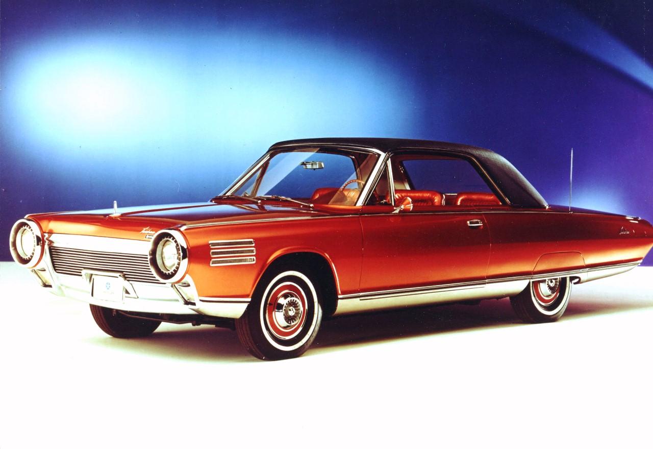 Chrysler Turbine Car: Old Cars Canada: 1964 Chrysler Turbine