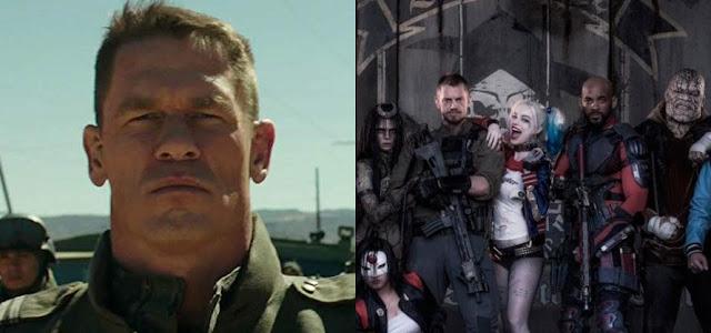 """James Gunn diz que os fãs vão """"pirar"""" com o desempenho de John Cena em 'Esquadrão Suicida'"""