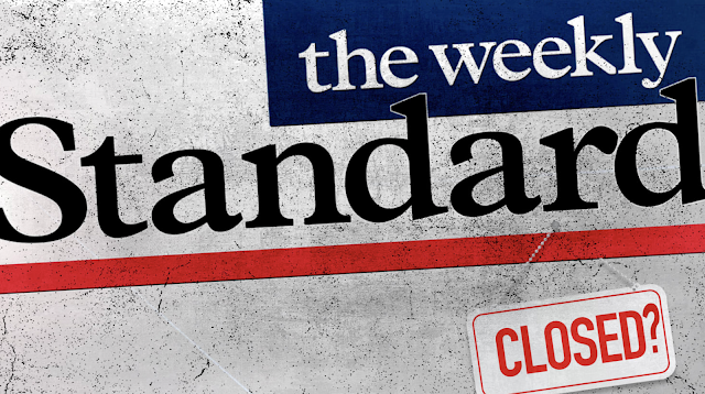 Fate of The Weekly Standard is uncertain, editor tells staff