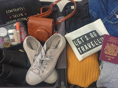 What to pack for a city break abroad