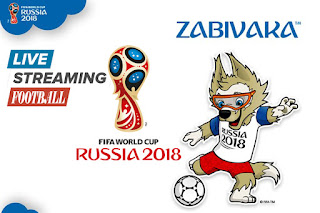 Live Streaming FIFA World Cup 2018 Rusia